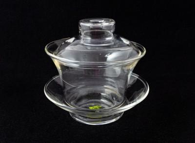 Gaiwan, szkło 120 ml