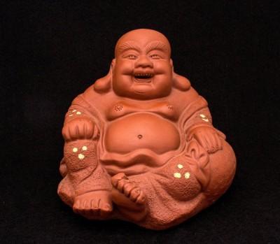 Figurka śmiejący się Budda