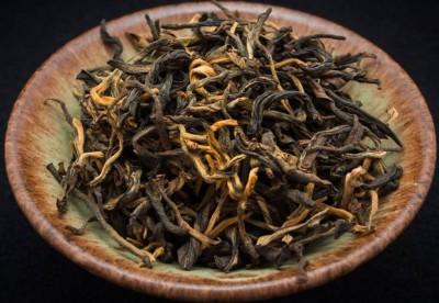 czerwona herbata Dian Hong Nanlu Hong Cha