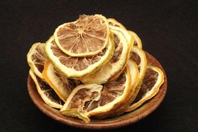 Suszone skórki pomarańczy Bergamotki