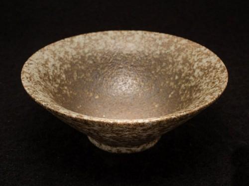 Ceramiczny japoński gaiwan z dwoma czarkami