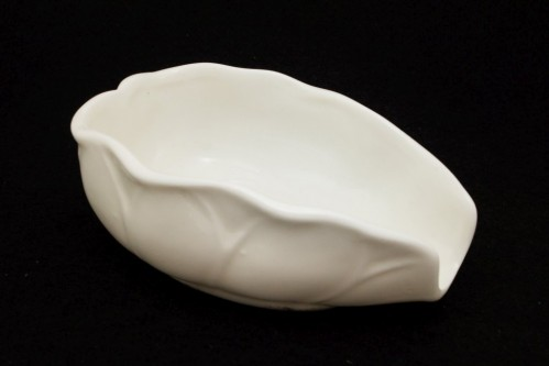 Cha He - klasyczny listek z porcelany