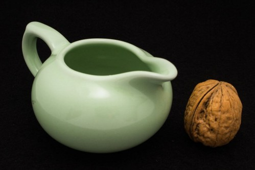 Chahai z zielonej porcelany