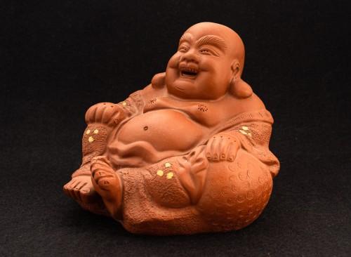 Śmiejący się Budda
