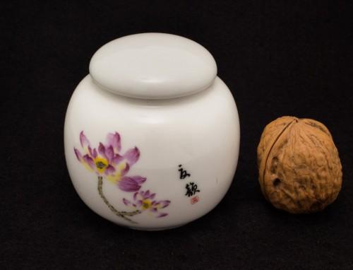 Pojemnik do przechowywania herbaty - wersja mini