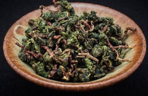 Herbata Tie Guan Yin (Nong Xiang) z jesieni 2016