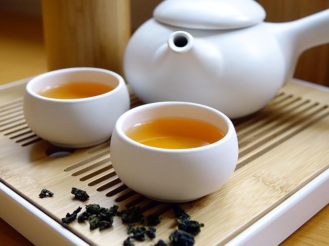 Herbata - Aromatyczny skarb Chińczyków?